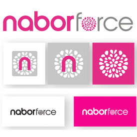 Brand Identity, naborforce | NIMBL Marketing